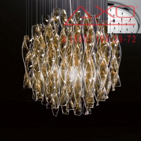 подвесной светильник AXO Light SPAURA45TACRE27 AURA