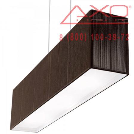 подвесной светильник AXO Light SPCLAV60NECRE27 CLAVIUS