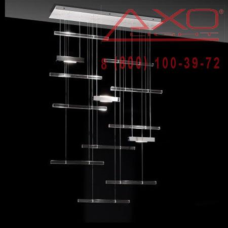подвесной светильник AXO Light SPEXPL10BCXXR7S EXPLO