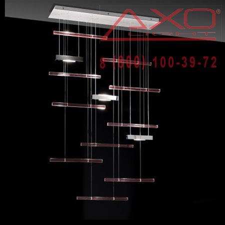 подвесной светильник AXO Light SPEXPL10RSXXR7S EXPLO