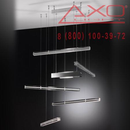 подвесной светильник AXO Light SPEXPLO5BCXXR7S EXPLO
