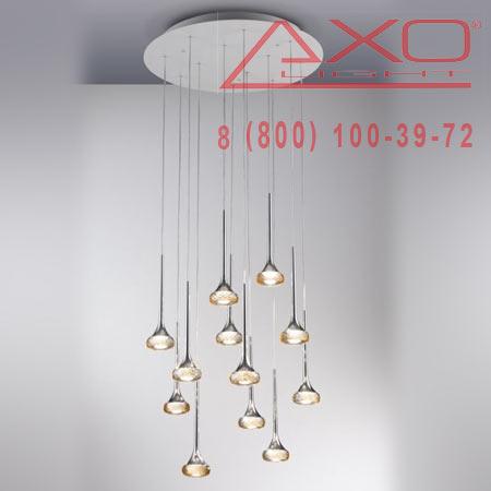 подвесной светильник AXO Light SPFAIR12AMCRLED FAIRY