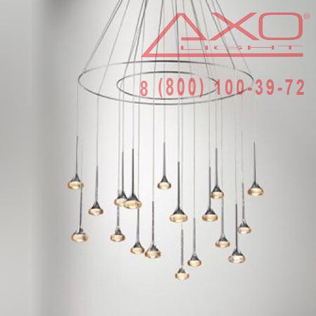 подвесной светильник AXO Light SPFAIR18AMCRLED FAIRY