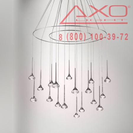 подвесной светильник AXO Light SPFAIR18GRCRLED FAIRY