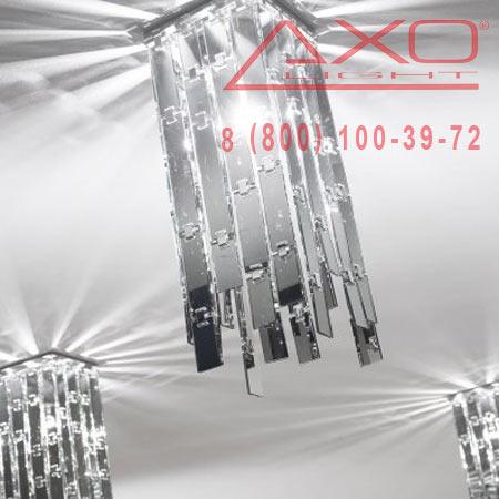 подвесной светильник AXO Light SPGLIT16SPCRE27 GLITTER