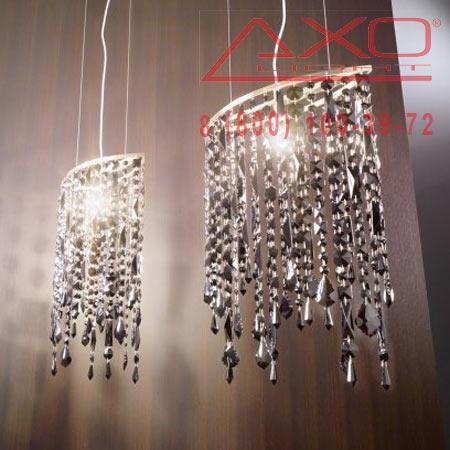 подвесной светильник AXO Light SPMARY36CSNIG9X MARYLIN