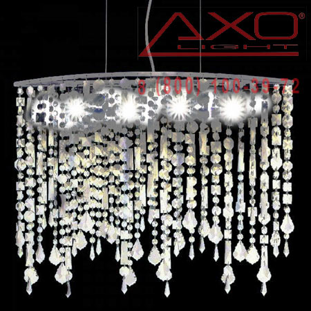 подвесной светильник AXO Light SPMARYLICSNIG9X MARYLIN