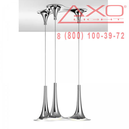 подвесной светильник NAFIR SPNAFIR3CRBCGU1 AXO Light