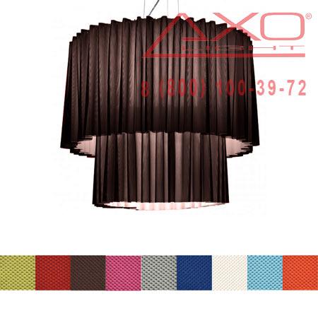 подвесной светильник AXO Light SPSK1002E27XX SKIRT