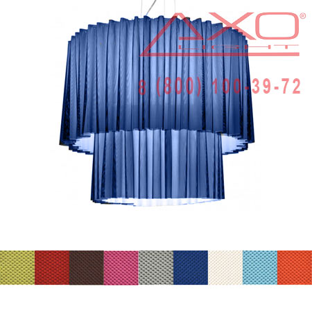 подвесной светильник AXO Light SPSK1002FLENE SKIRT