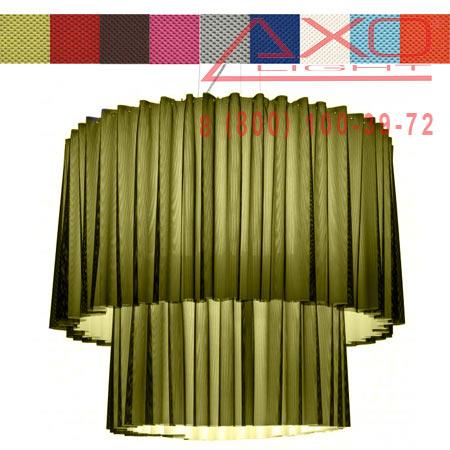подвесной светильник AXO Light SPSK1502FLENE SKIRT