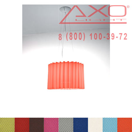 подвесной светильник AXO Light SPSKR070E27NE SKIRT