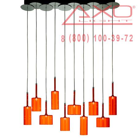 подвесной светильник AXO Light SPSPIL10ARCR12V SPILLRAY