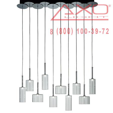 подвесной светильник SPILLRAY SPSPIL10CSCR12V AXO Light