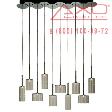 подвесной светильник AXO Light SPSPIL10GRCR12V SPILLRAY