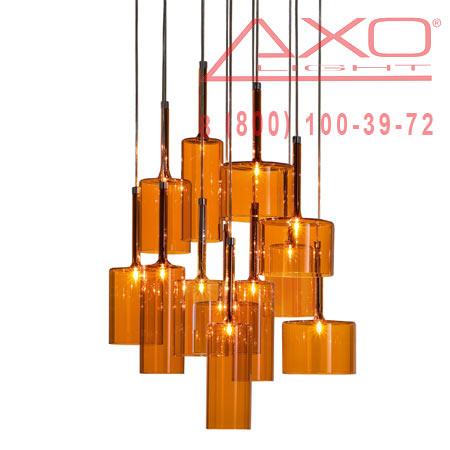 подвесной светильник AXO Light SPSPIL12ARCR12V SPILLRAY