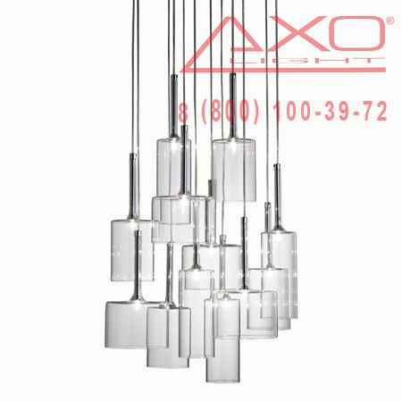 подвесной светильник SPILLRAY SPSPIL12CSCR12V AXO Light