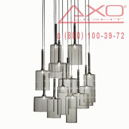 подвесной светильник SPILLRAY SPSPIL12GRCR12V AXO Light