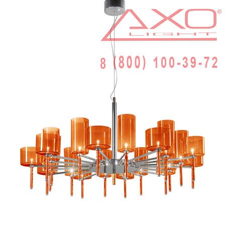 подвесной светильник AXO Light SPSPIL20ARCR12V SPILLRAY
