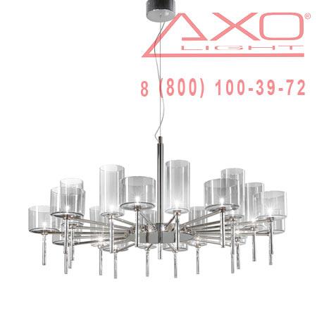 подвесной светильник AXO Light SPSPIL20CSCR12V SPILLRAY