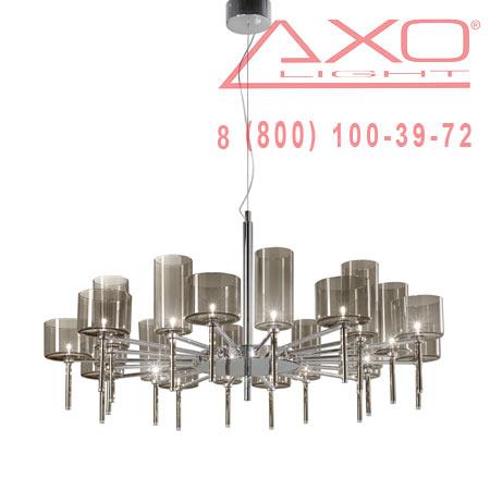 подвесной светильник AXO Light SPSPIL20GRCR12V SPILLRAY