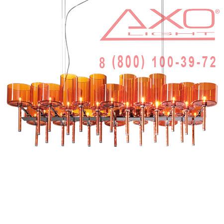 подвесной светильник AXO Light SPSPIL26ARCR12V SPILLRAY