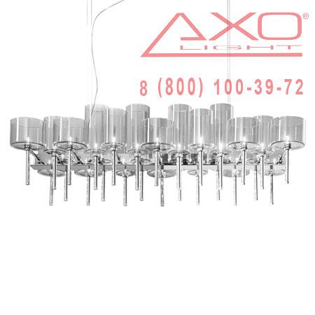 подвесной светильник AXO Light SPSPIL26CSCR12V SPILLRAY