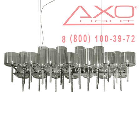 подвесной светильник AXO Light SPSPIL26GRCR12V SPILLRAY