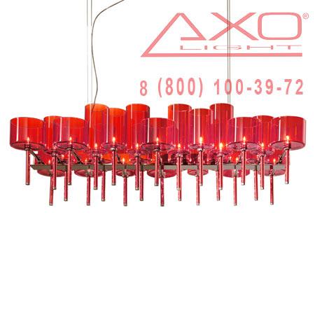 подвесной светильник AXO Light SPSPIL26RSCR12V SPILLRAY