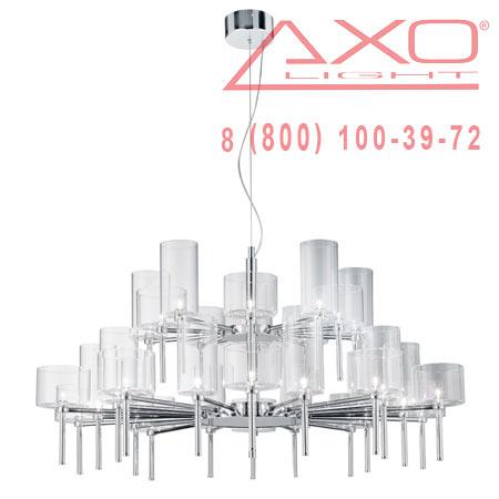 подвесной светильник AXO Light SPSPIL30CSCR12V SPILLRAY