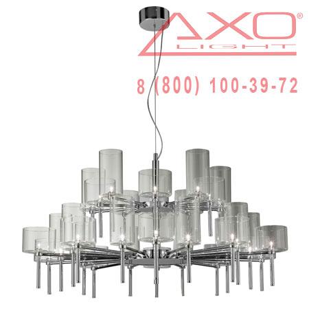 подвесной светильник AXO Light SPSPIL30GRCR12V SPILLRAY