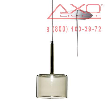 подвесной светильник AXO Light SPSPILGIGRCR12V SPILLRAY