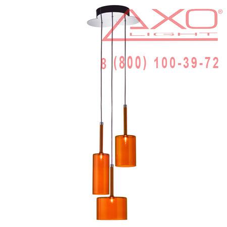 подвесной светильник AXO Light SPSPILL3ARCR12V SPILLRAY