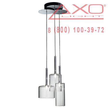 подвесной светильник AXO Light SPSPILL3CSCR12V SPILLRAY