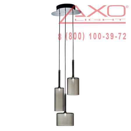 подвесной светильник AXO Light SPSPILL3GRCR12V SPILLRAY
