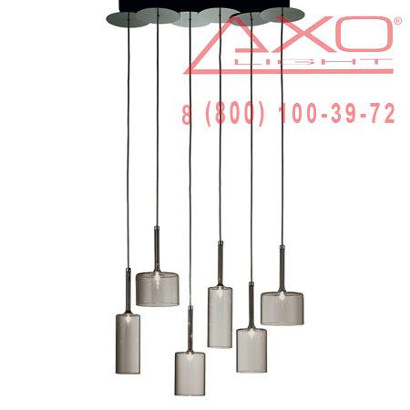 подвесной светильник SPILLRAY SPSPILL6GRCR12V AXO Light