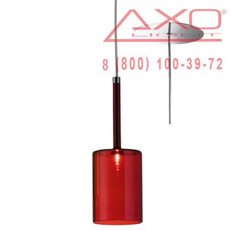 подвесной светильник AXO Light SPSPILMIRSCR12V SPILLRAY