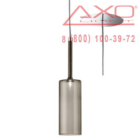 подвесной светильник AXO Light SPSPILPIGRCR12V SPILLRAY