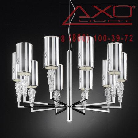 подвесной светильник AXO Light SPSUBZ10CRCRE14 SUBZERO