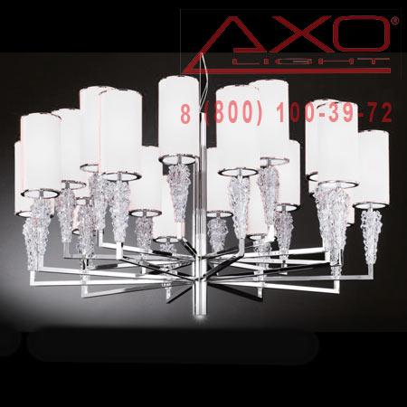 подвесной светильник AXO Light SPSUBZ20CRCRE14 SUBZERO
