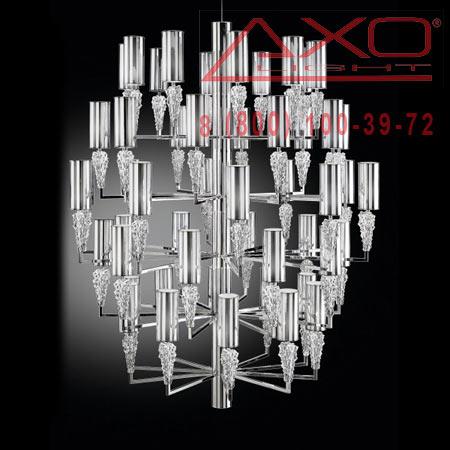 подвесной светильник AXO Light SPSUBZ50CRCRE14 SUBZERO