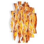 AXO Light AURA APAURAXXARORE27 бра оранжевый