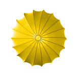 AXO Light MUSE PLMUSE60GIXXE27 потолочный светильник желтый