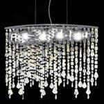 AXO Light MARYLIN SPMARYLICSNIG9X подвесной светильник прозрачное стекло
