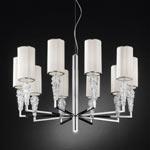AXO Light SUBZERO SPSUBZ10BCCRE14 подвесной светильник белый