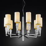AXO Light SUBZERO SPSUBZ10VACRE14 подвесной светильник ванильный цвет