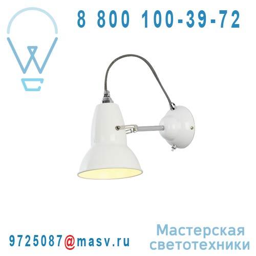 30918 Applique Blanc fil Noir/Blanc - DUO Anglepoise