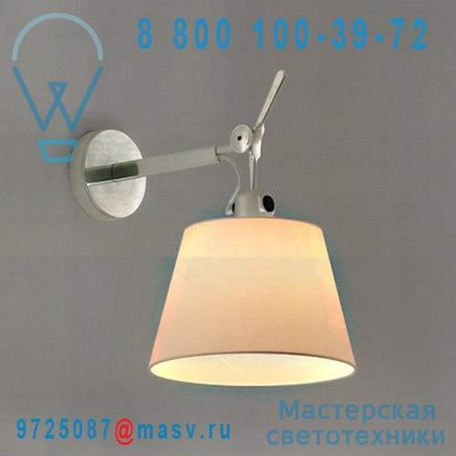 1185010A + 0372050A Applique Parchemin M Fluo - TOLOMEO Artemide