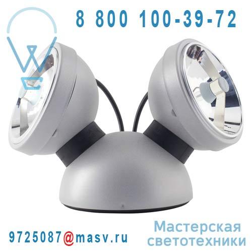10247 Lampe a poser Gris - BIPRO 360° Azimut Industries
