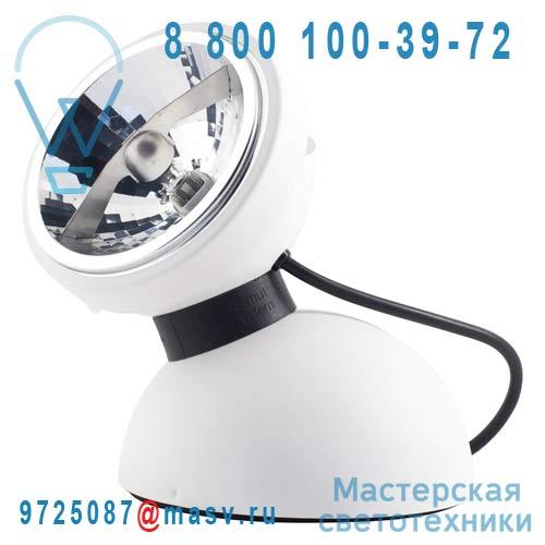 10239 Lampe a poser Blanc - MONOPRO 360° Azimut Industries